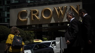 Crown could claim up to $200 million in compensation if Victoria imposes new rules to limit gambling harm.