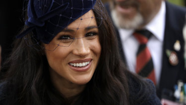 Meghan, the Duchess of Sussex is suing the Mail on Sunday.