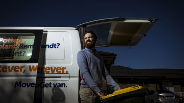 GoGet is offering free use of its vans for people who are going to drop off recycling.