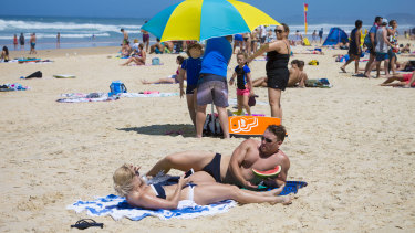 The long weekend is set to be a glorious end to the school holidays in Queensland.