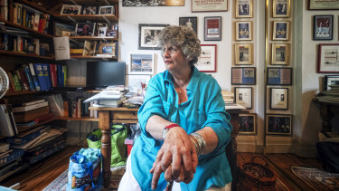 Joan Nestle is the co-founder of the Brooklyn-based Lesbian Herstory Archives.