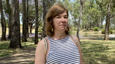 Jennifer Ford recently moved to Tamworth to reduce the cost of living in Sydney.