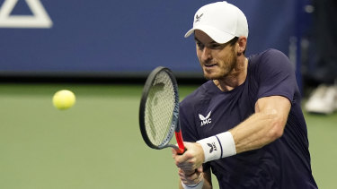 Andy Murray has tested positive for coronavirus.