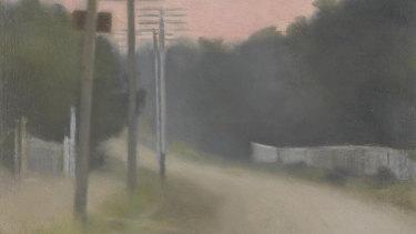 Evening light, Beaumaris (c. 1925) Clarice Beckett