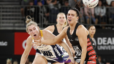 Magpie Ashleigh Brazill says Collingwood are a rejuvenated force in Super Netball.