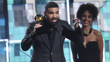 Drake is the decade's most-streamed artist.