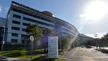 A total of 24 government buildings have been found to feature combustible external cladding. The Princess Alexandra Hospital was among the first in 2017.