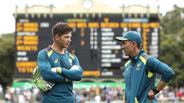 Tim Paine and Justin Langer's Australian team will begin their Test summer in Adelaide.