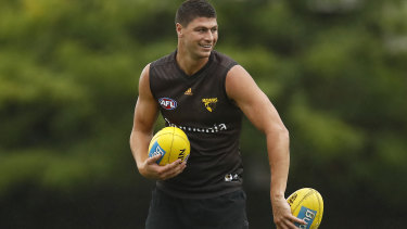 Jonathon Patton has been referred to the Hawthorn's integrity committee.