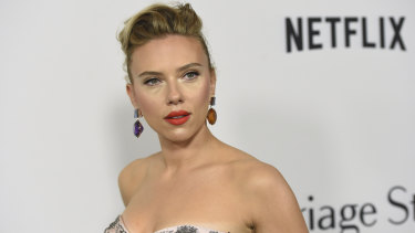 The world's highest-paid actress has continued her streak of bizarre, backlash-inducing interviews.