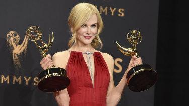 Amazon Studios head Jennifer   Salke has announced deals Nicole Kidman, who won awards for her lead role in 'Big Little Lies'.