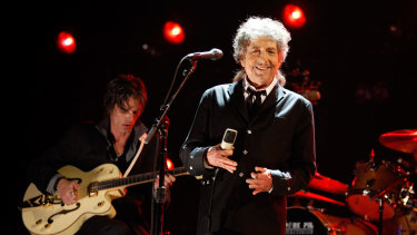 Universal didn't disclose a price for the deal, though Dylan's songs are worth more than $US200 million.