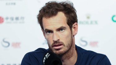 Andy Murray is showing encouraging form on his long road back from surgery.