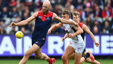 Max Gawn: is he the next premiership captain?