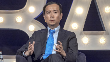 Alibaba chief Daniel Zhang has been splashing out on investments during the pandemic.