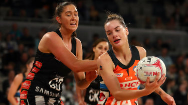 GWS star Kiera Austin is struggling to work out how to continue her studies from Queensland.