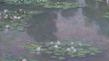 Claude Monet's Water Lilies (1905).
