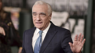Martin Scorsese, cinema's anti-Marvel crusader.