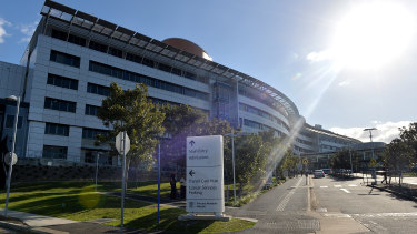 Three existing COVID-19 patients connected to a trip to Melbourne last month have also been released from the Princess Alexandra Hospital.