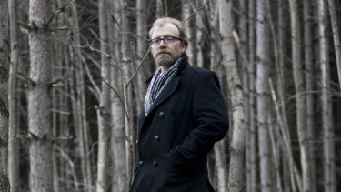 "George Saunders: ""I feel like my whole interest in fiction came from a moral and ethical place. Novels are there to help us understand how to live in the world, how to live better, to present the dangers."