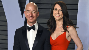 Jeff Bezos and MacKenzie Bezos are in the process of getting divorced after 25 years of marriage.
