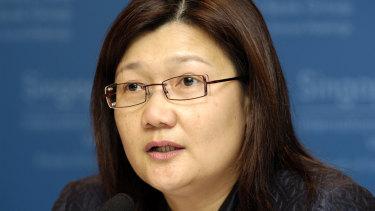 Hyflux president Olivia Lum.