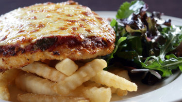 Pub meals are back on in NSW from Friday.