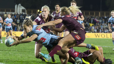 The Women's State of Origin could potentially move from the Sunshine Coast to Townsville.