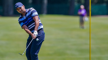 Jason Day is hoping for a hometown boost in Australia later this year.