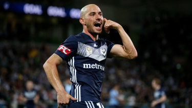 James Troisi appears to have accepted that his Socceroos days are done, at least as long as Graham Arnold is coach.