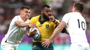The Wallabies will return to Oita next month, where they were beaten by England in the 2019 Rugby World Cup quarter-finals.