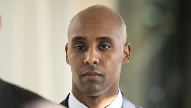 Mohamed Noor, the police officer who shot Damond.
