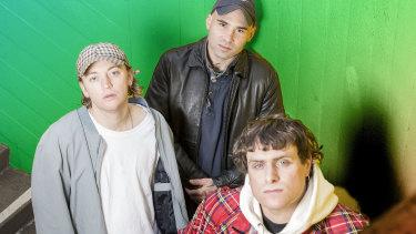Sydney band DMA's.