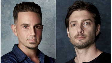 Wade Robson, left, and James Safechuck, who accuse Michael Jackson of molesting them when they were boys, have a tentative ruling that their lawsuits should be reconsidered by the Californian trial court that dismissed them in 2017.