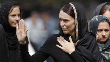 New Zealand Prime Minister Jacinda Ardern is a big factor behind a surge in interest in living in the country.