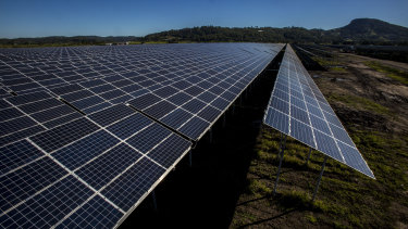 Rapid reductions in the cost of solar powersuggest technology will not be a constraint.
