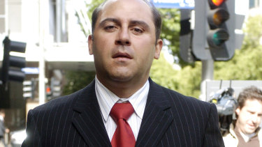 Tony Mokbel was a client of Informer 3838.