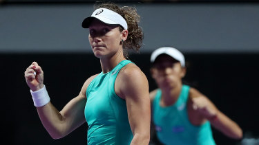 Samantha Stosur is ready to fill whatever role is required in the Fed Cup final.