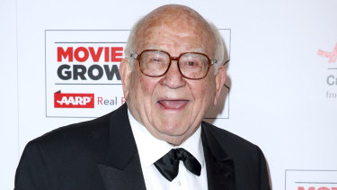 Actor Ed Asner, star of Lou Grant and The Mary Tyler Moore show, has died at 91.