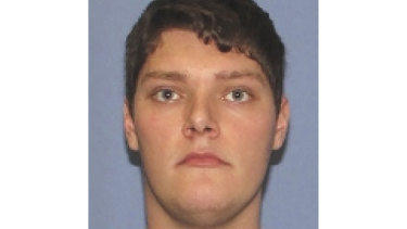A photo provided by the Dayton Police Department shows Connor Betts, who was killed by police after shooting several people, including his sister.