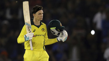 Peter Handscomb will likely be the unlucky batsman to make way in the World Cup squad.