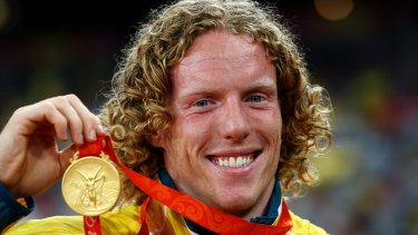Pole vault champion Steve Hooker heads the AOC Athletes' Commission.