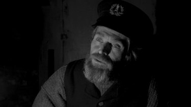 Willem Dafoe in The Lighthouse.
