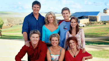 Could we see the cast of hit Australian TV show McLeod's Daughters reunite for a reboot?