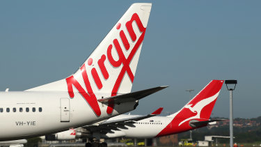 Virgin is reconsidering its veterans policy.