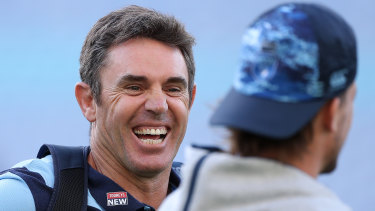 Brad Fittler has proven himself to be much more than a joker.