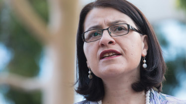 Jenny Mikakos was right to stand down.