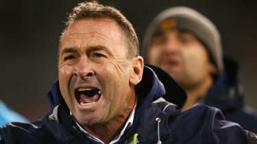 Ricky Stuart has been a vocal critic of the game over the years, but now he will get a say on its future.