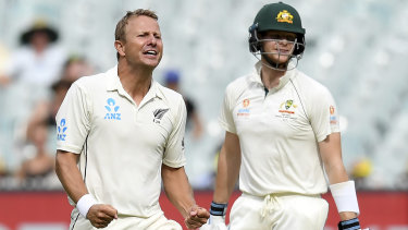 New Zealand's Neil Wagner may have shown the world some issues with Steve Smith's technique last summer.