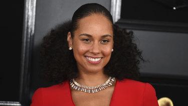 Alicia Keys is a Linktree user.